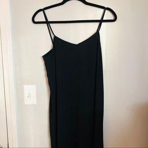 Leith Black Maxi Dress